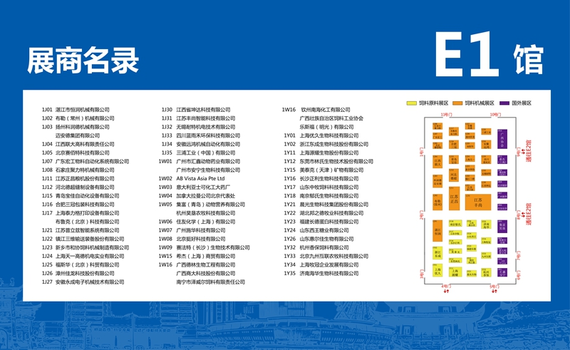E1企业名录