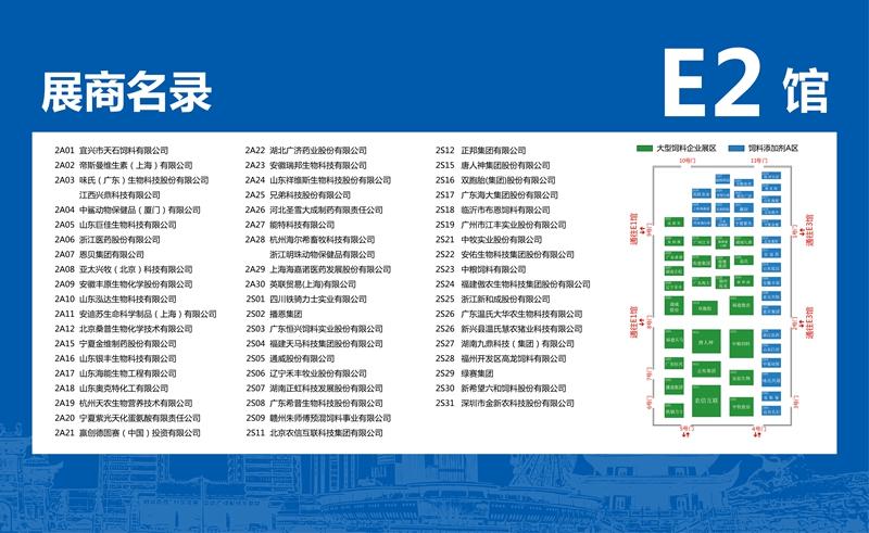 E2企业名录